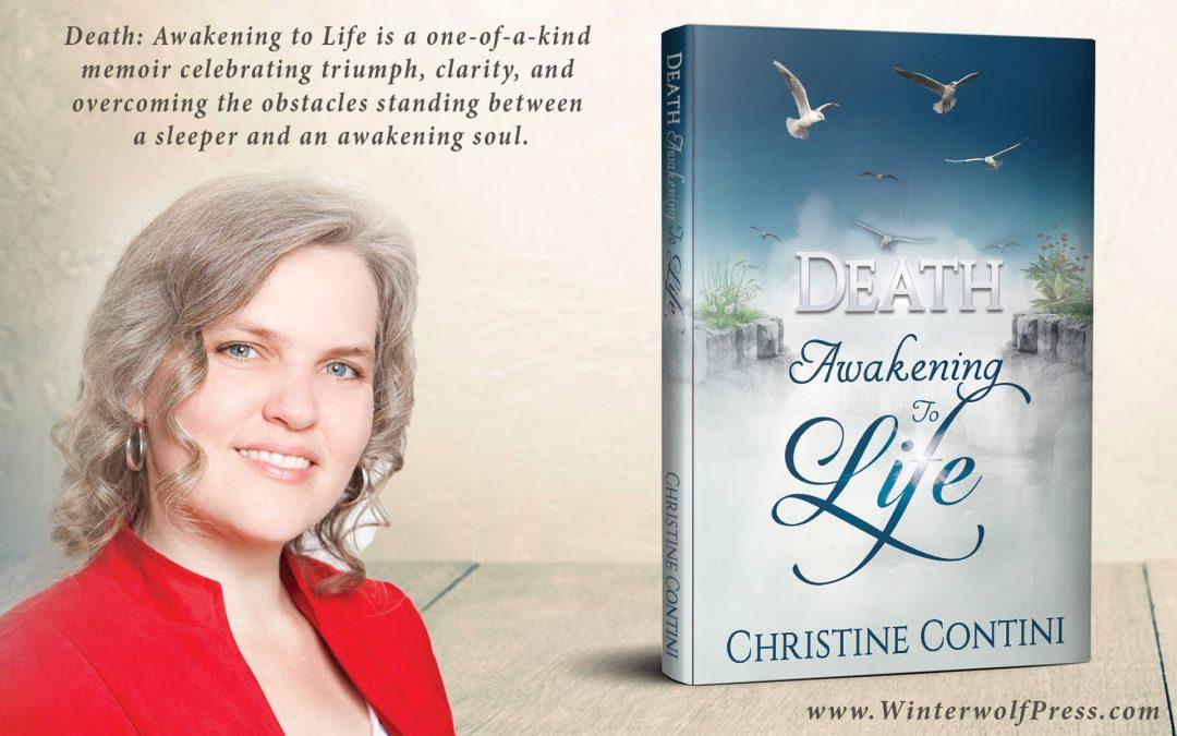 Winterwolf Press Signs Celebrated Healer, Christine Contini