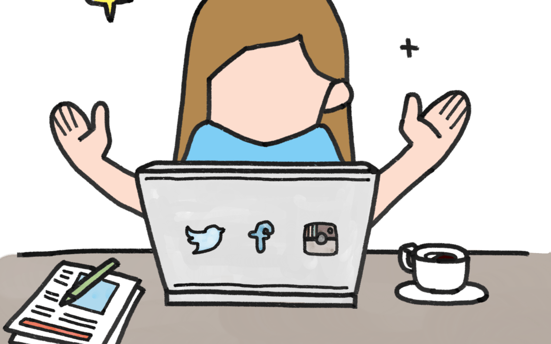Five Reasons Why It's Good for Authors to Utilize Social Media