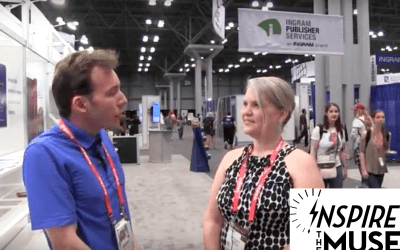 Live from BookCon 2017: Inspire the Muse Interviews Christine Contini, Inside Look at Death: Awakening to Life