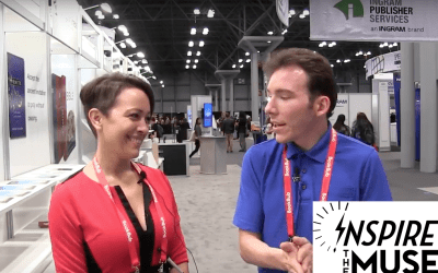 Live from BookCon 2017: Inspire the Muse Interviews Laura Cantu, Inside Look at Betwixters