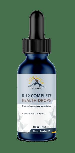 B12 Complete - Health Drops