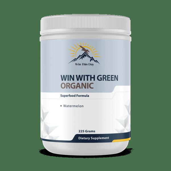 Win with Green - Organic