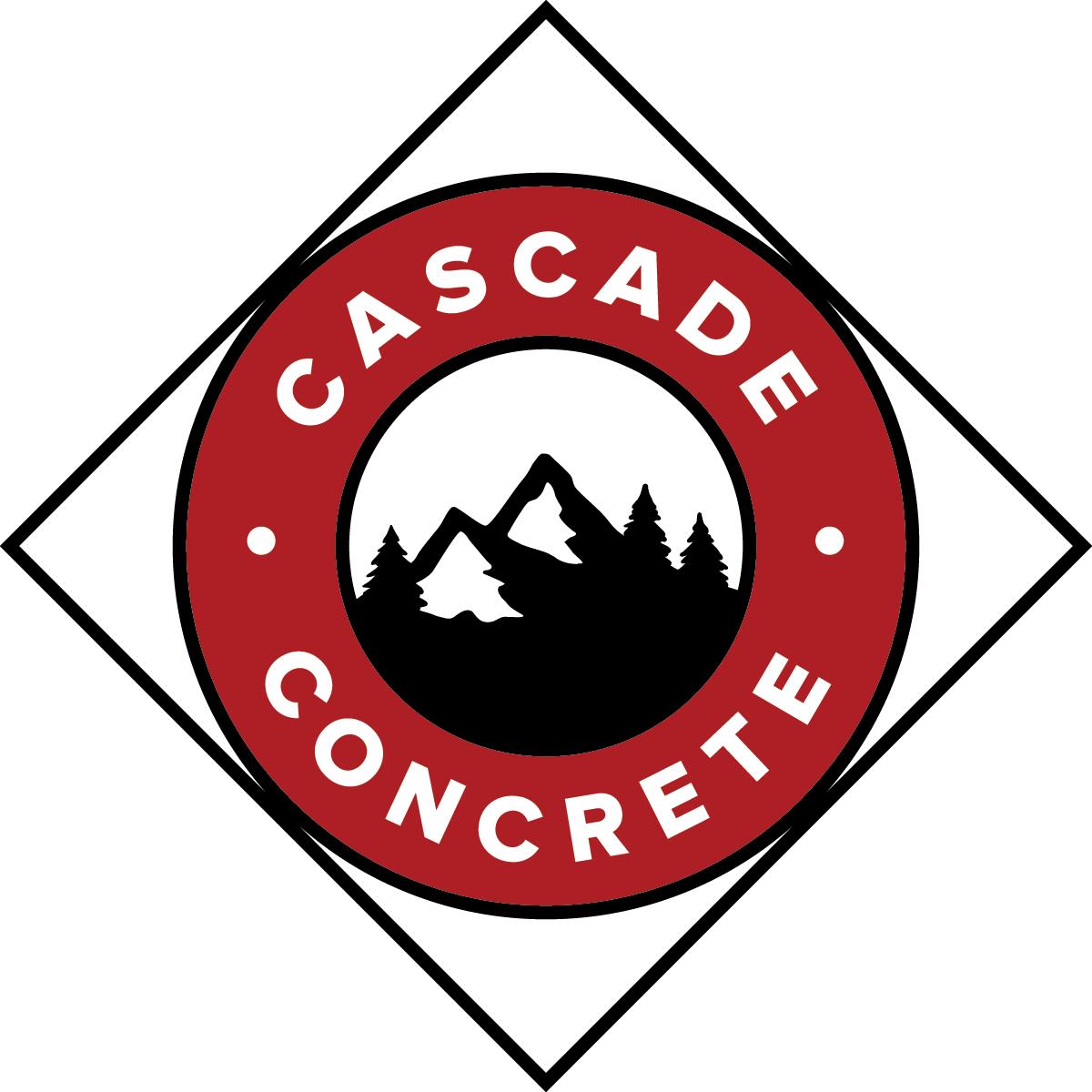 Cascade Concrete Logo
