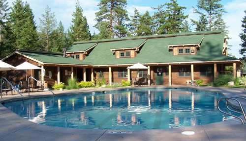 hotel with pool find lodging in winthrop washington