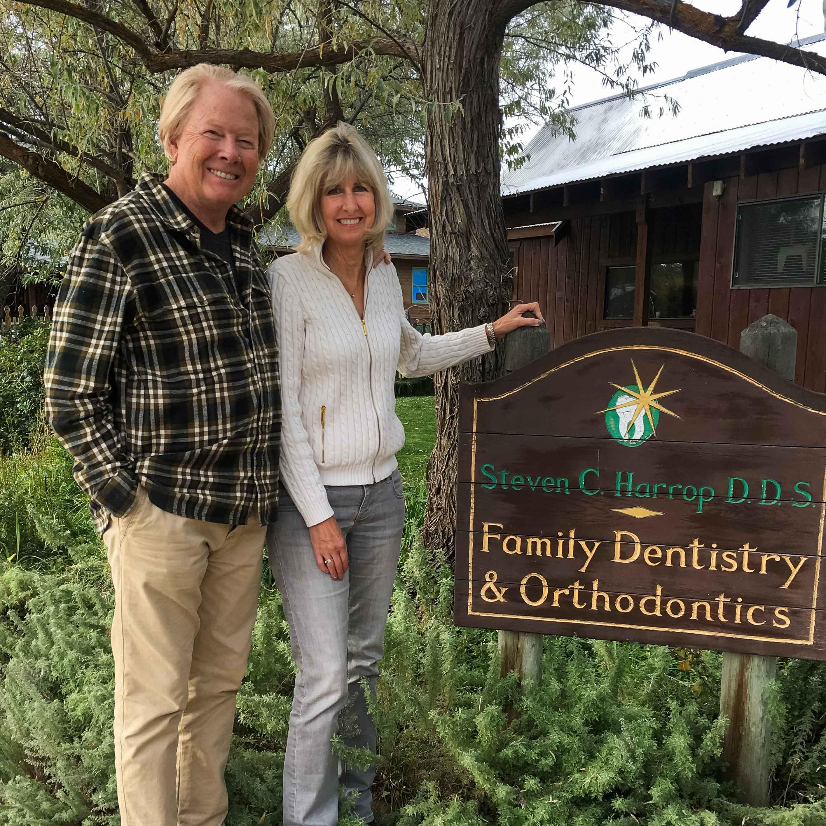 steven harrop DDS Winthrop WA Dentist