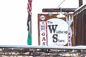 The Winthrop Store Logo