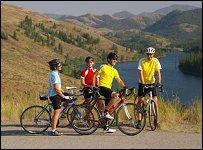 mountain biking in winthrop washington