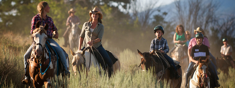 Winthrop Washington is rich with a long history of horse riding and  horsemanship, providing a diversity of options for visitors wishing to  spend some time in the saddle.