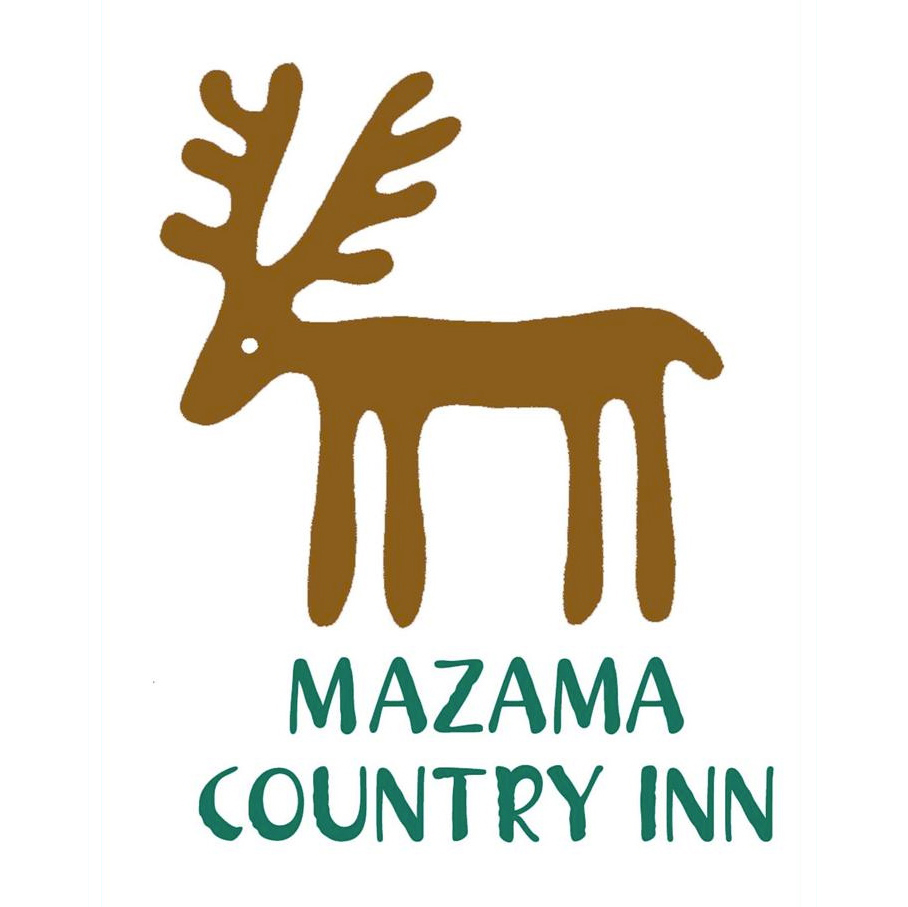 mazama country inn logo winthrop washington