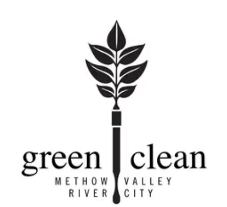 Methow green Clean Logo