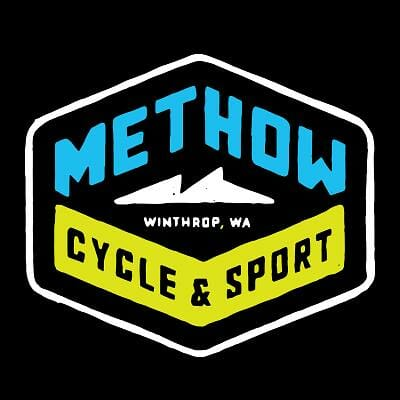 Methow cycle and sport logo