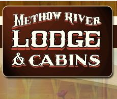 Methow river lodge and cabins logo