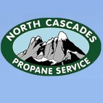 North Cascades propane service logo