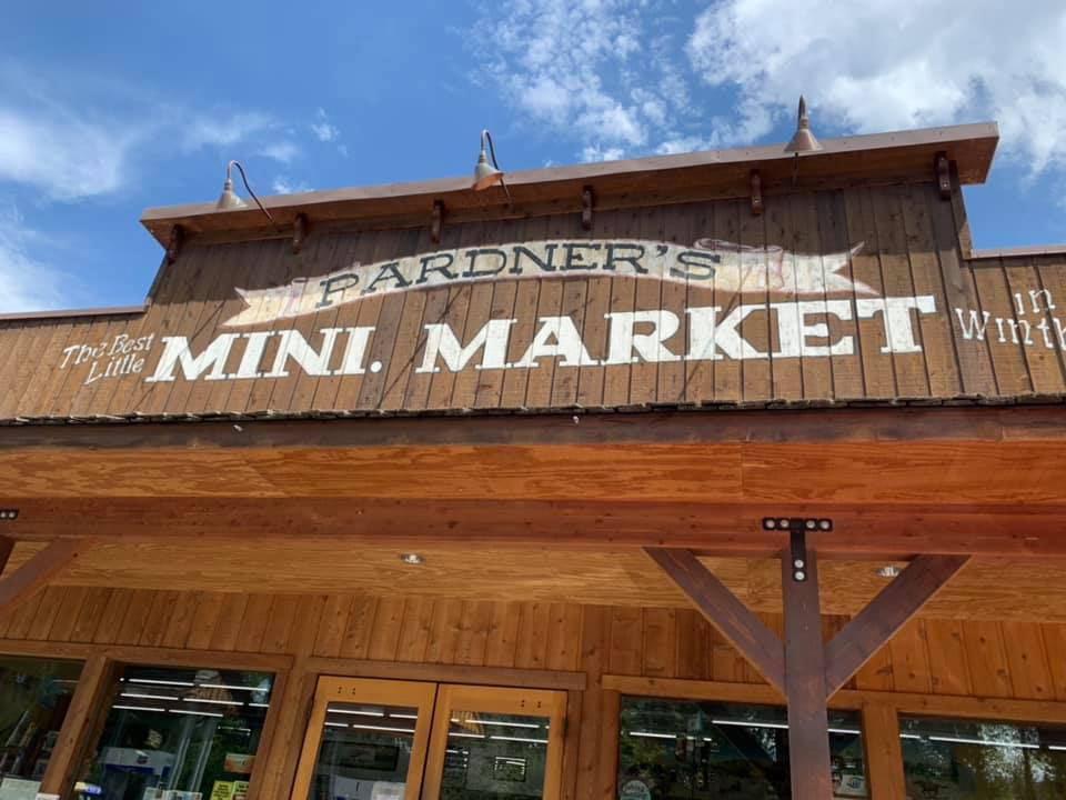 pardner's mini market winthrop