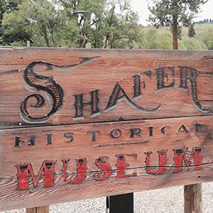 shafer museum winthrop