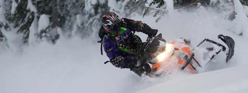 snowmobiling in winthrop washington
