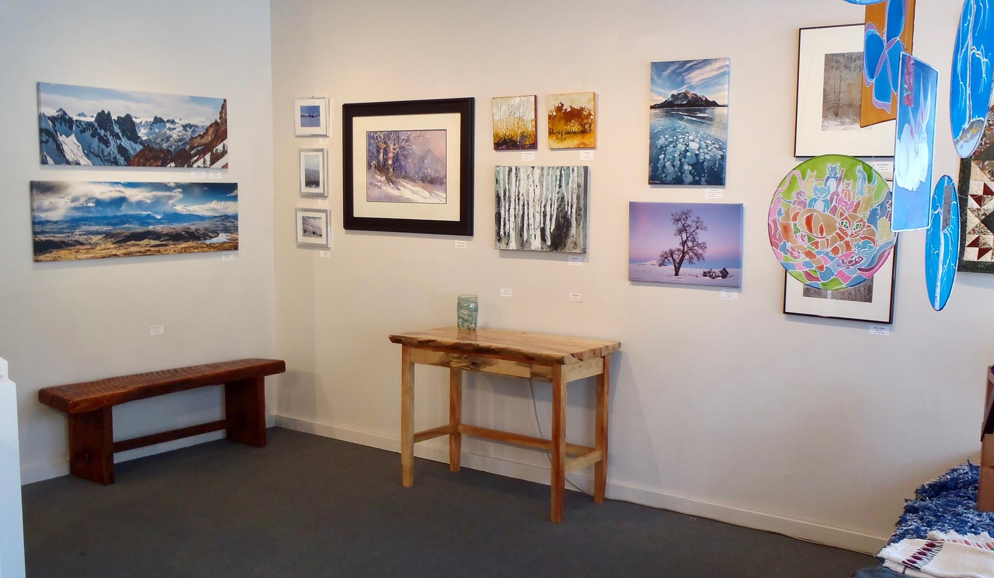 winthrop gallery arts and culture local artist