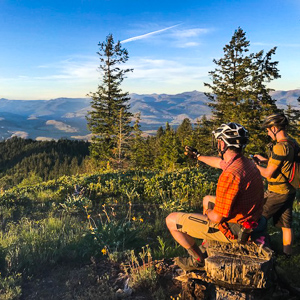 winthrop washington mountain biking