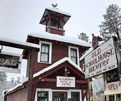 Old Schoolhosue Brewery in Winthrop WASHIGNTON