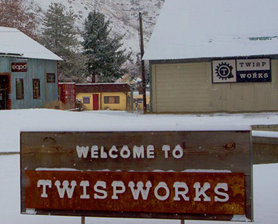 twispworks twisp winthrop washington