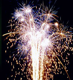 fireworks in winthrop