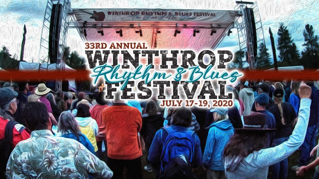 Winthrop Rhythm and Blues Festival summer concerts live music