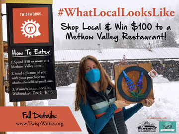 what local looks like deals discounts giveaway