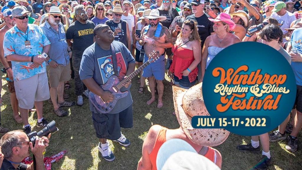 Rhythm andRhythm and Blues Festival in Winthrop WA Blues Festival in Winthrop WA