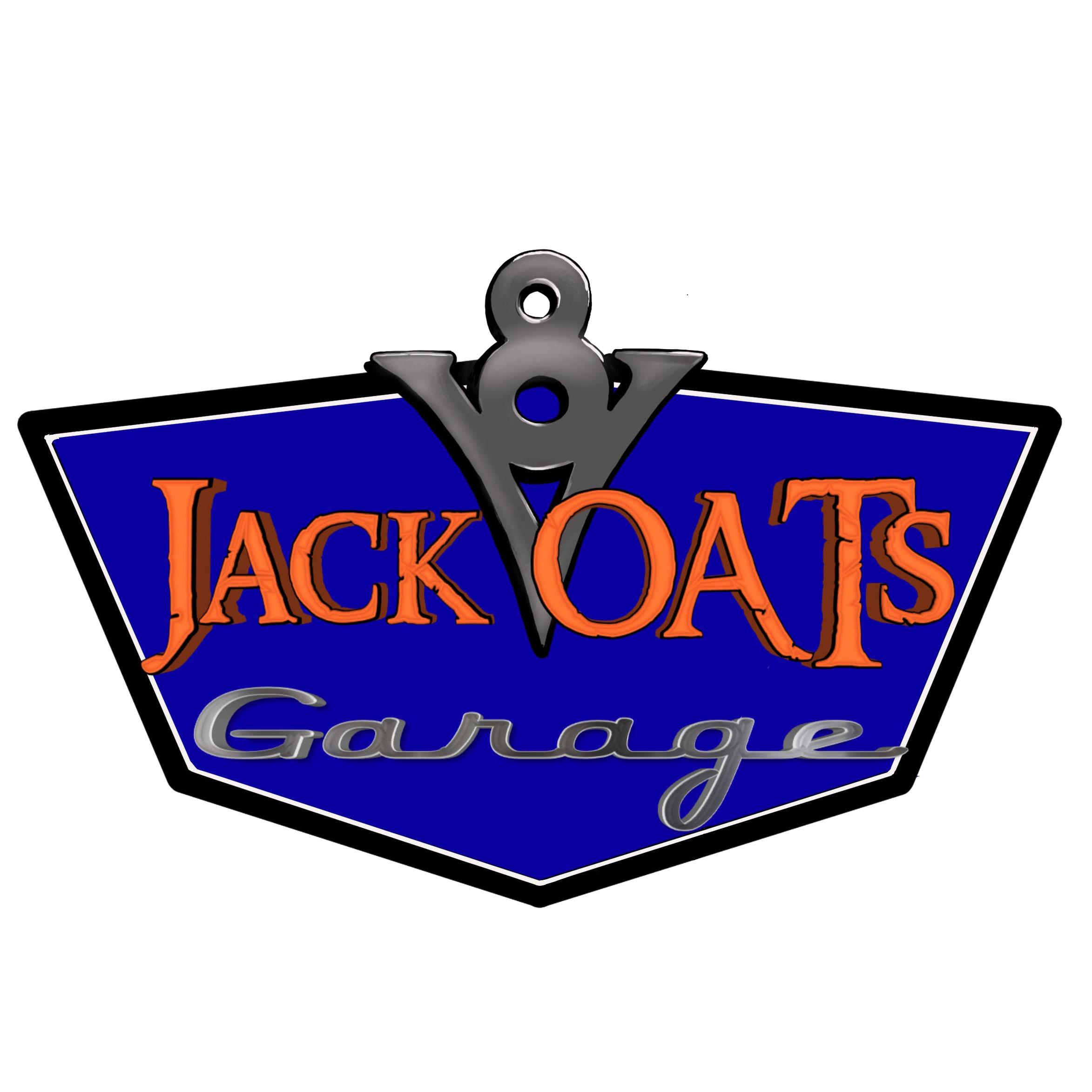 Jack Oat's V8 Garage Winthrop WA