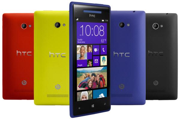 HTC-Windows-Phone-8X-All-Colors
