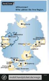 Regionkarte