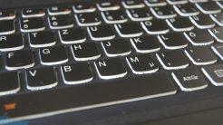 Lenovo Yoga 2 Pro Tastatur Licht