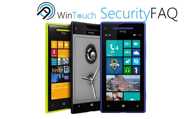 Windows Phone Sicherheit