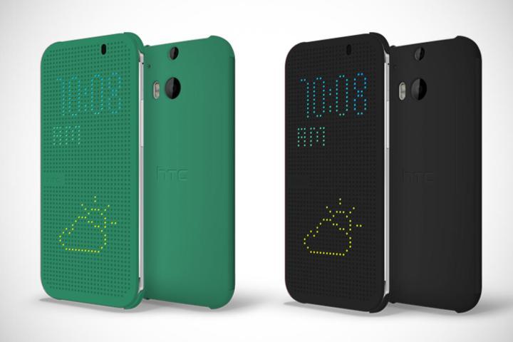 "HTC's ""DotView"" genanntes Smartcover"