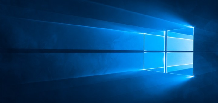 Windows 10 Fenster Logo