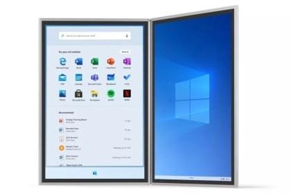 Windows 10X - Tablet