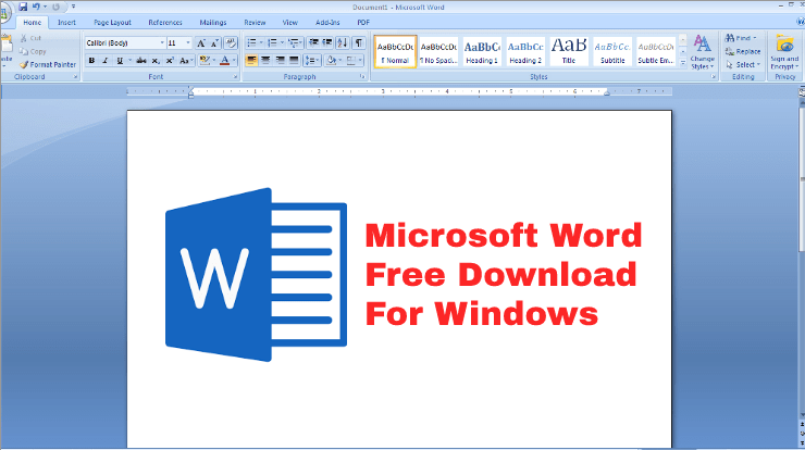 can microsoft word be downloaded for free