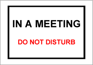 In a meeting Sign Template Excel Templates Free Download