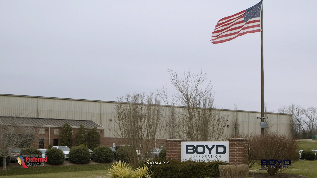 Boyd Corporation Link to Testimonial