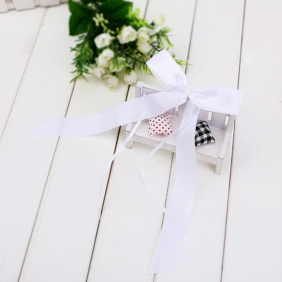 Schleifen Auto Hochzeit Basteln 10 Antennenschleifen Deko