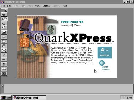 QuarkXPress Pro 3.8 B112 Crack 2021 Torrent Product Key