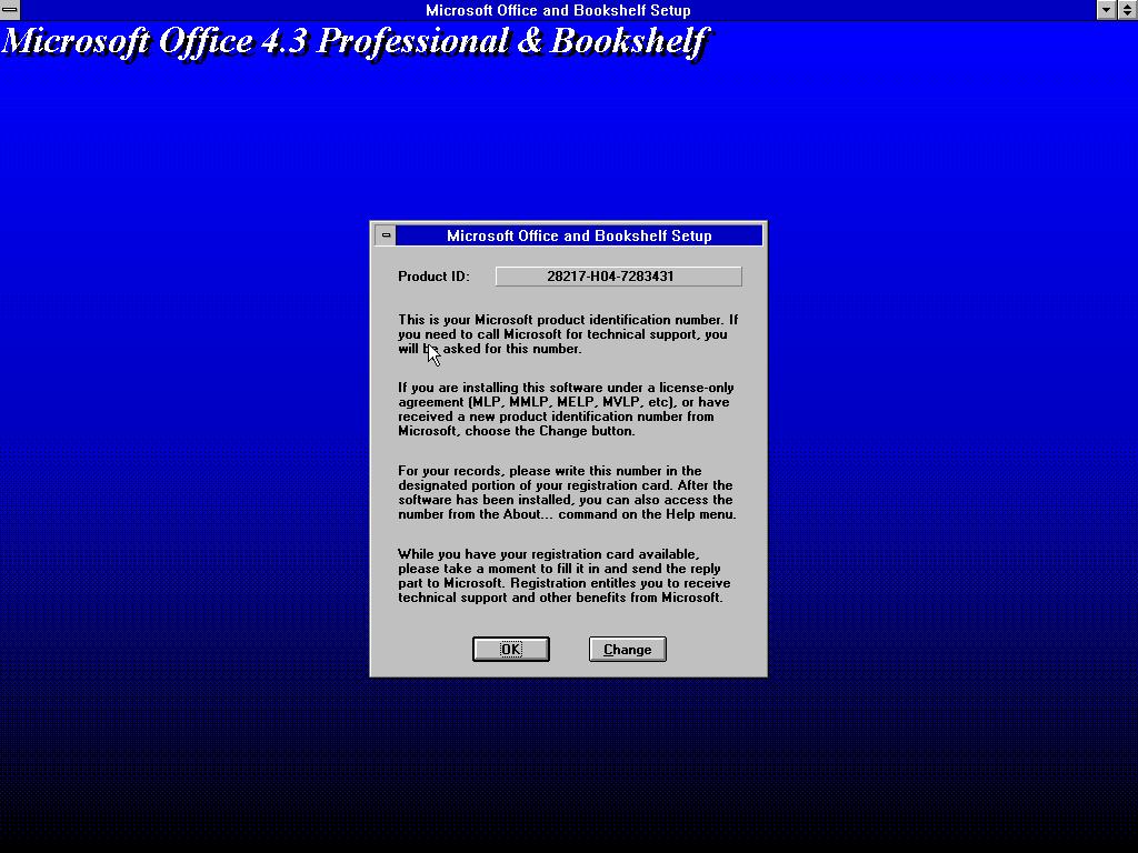 WinWorld Microsoft Office 43