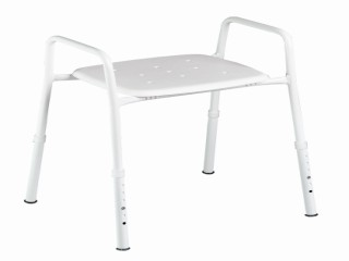 KA222ZA50 Extra Wide Shower Stool with Arms