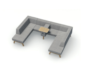 Hybrid modular Soft Seating(3)