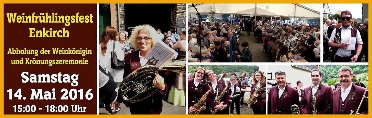 2016 – Pfingstfest in Enkirch
