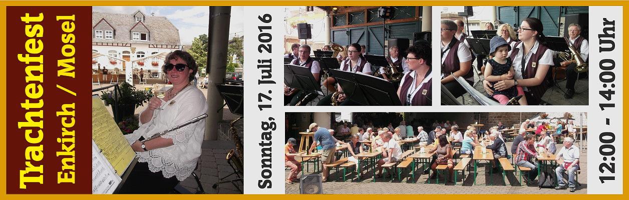 2016 – Trachtenfest in Enkirch