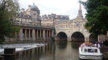 Bath - Pulteney Brigde