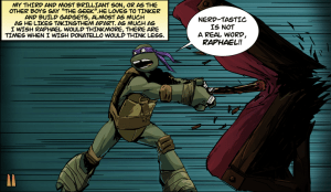 Donatello_Comic