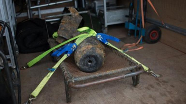 German city evacuated on Christmas after World War II bomb found