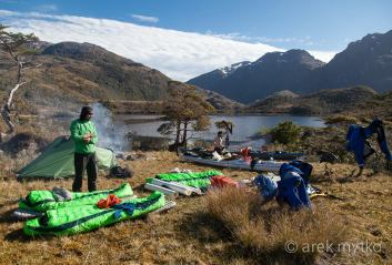 Tahe Outdoors Patagonia Austral Expedition 2015 (fot. Arek Mytko)